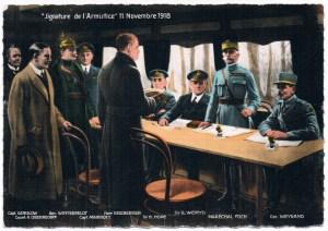signature armistice