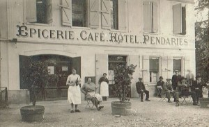 cafe pendaries