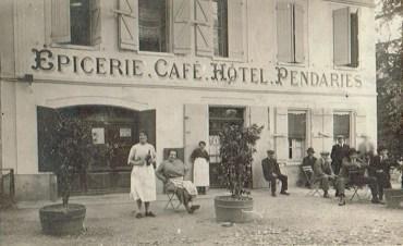 cafe pendaries