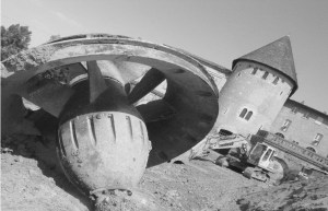 turbine demontee