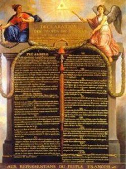 declaration droits de l homme