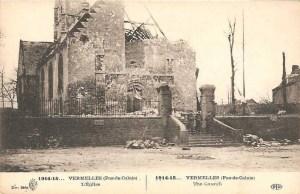ruines eglise vermelles