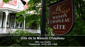 Gîte Maison Chapleau
