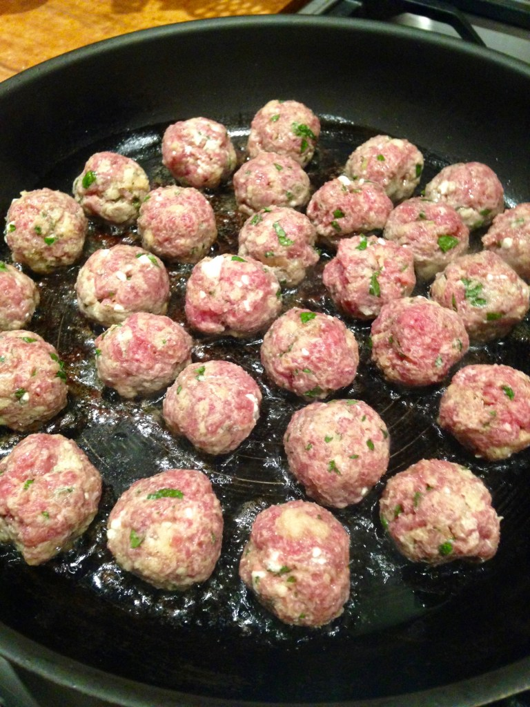 making meatballs 3