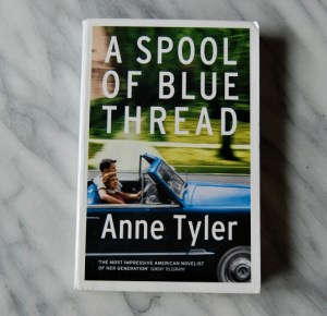 A Spool of Blue Thread Anne Tyler