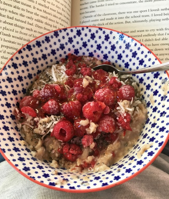 porridge with a twist