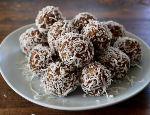date ball treats
