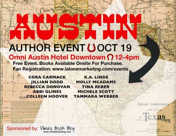 Logo - Austin Author Event