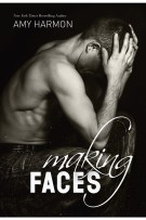 Review + Excerpt: Making Faces by Amy Harmon