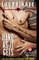 Review: Hard As It Gets (#1, Hard Ink) by Laura Kaye