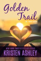Review: Golden Trail (#3, The 'Burg) by Kristen Ashley