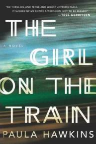 the girl on train cover