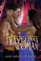 traveling woman cover