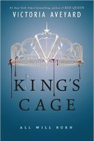 Review: King's Cage (#Red Queen) by Victoria Aveyard