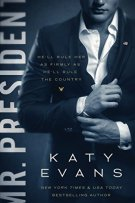 Review + Signed Giveaway: Mr. President by Katy Evans