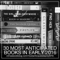 MOST ANTICIPATED BOOKS EARLY 2016 SQ