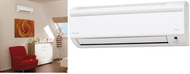 Daikin oro kondicionieriai