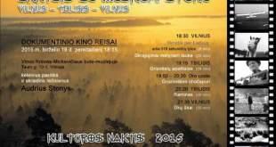 Skrydis su Audriumi Stoniu: Vilnius – Tbilisis – Vilnius