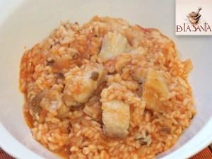 arroz Con Bacalao De La Santa