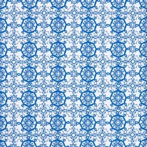 Ali kangas sininen