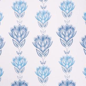 Apila kangas sininen