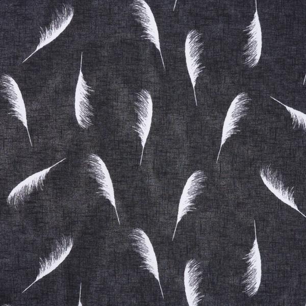 Leijailu musta