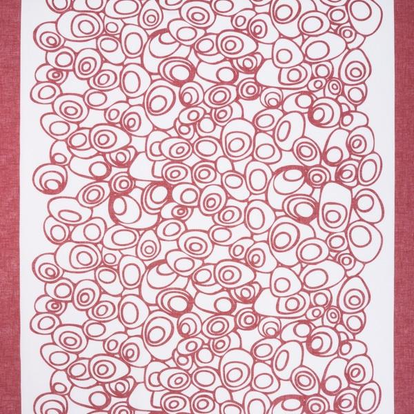 Rantakivet marsalan punainen