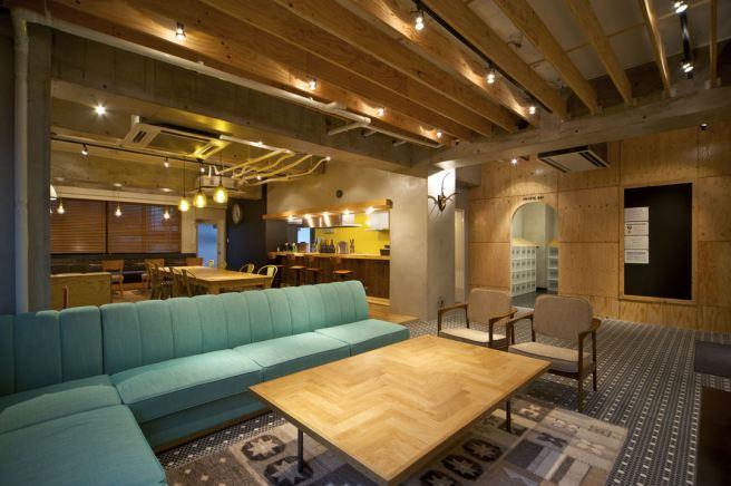 Hitta bostad i Tokyo - Social Apartment
