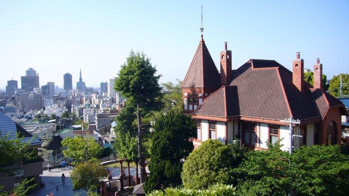 Kobe - japanska städer