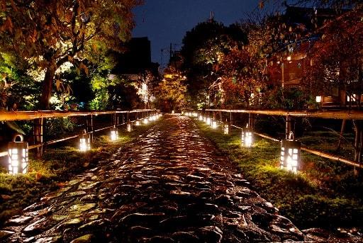 Kyoto - japanska städer
