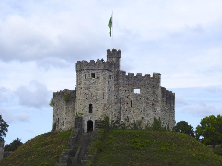 Cardiffin linnoitusta