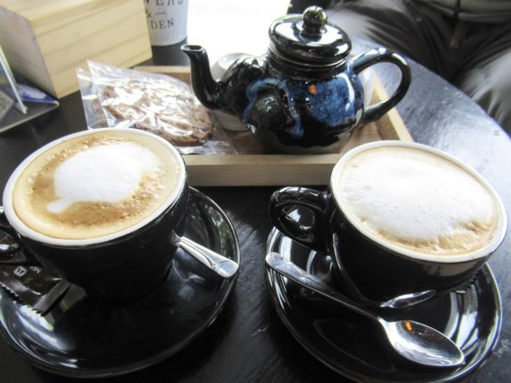 Kahvettia