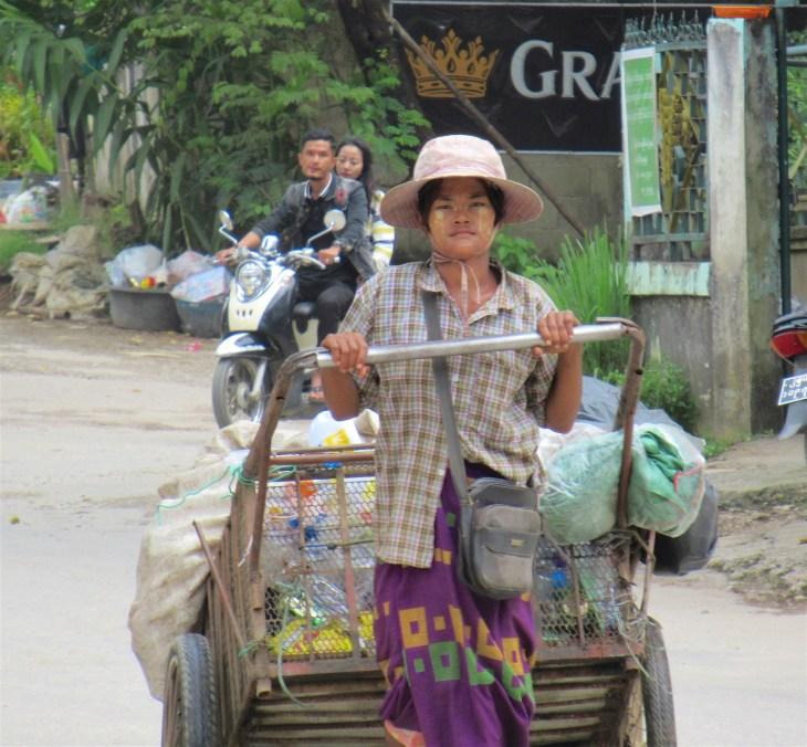 Myanmarilainen