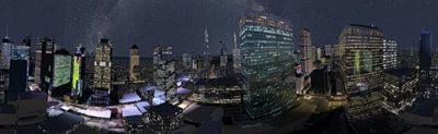 3Д Манхэттен