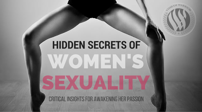 Hidden Secrets Of Women's Sexuality