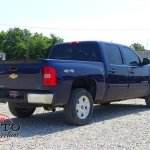 Used 2011 Chevrolet Silverado 1500 Lt 4x4 Truck For Sale Perry Ok Pf0486