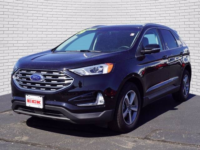 2019 ford edge sel fwd suv for sale in