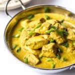 Chicken Korma recipe, chicken curry with gravy recipe, spicy chicken curry recipe