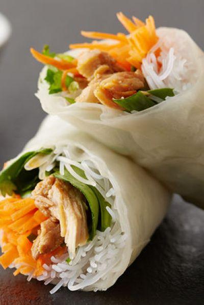 How to make chicken spring roll, chicken spring roll recipe, chicken spring roll kerala style, chicken spring roll recipe with step by step pictures