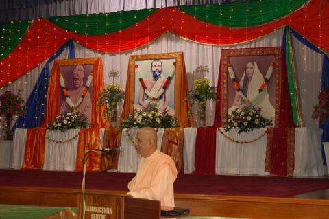 Discourse on Isa Upanishad