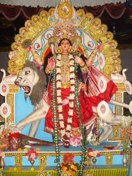 Sri Sri Jagaddhatri