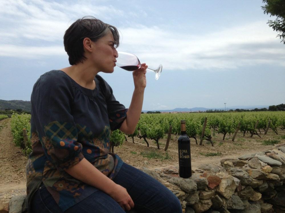Anna Espelt/ Espelt Viticultors i Coll de Roses (DO Empordà)