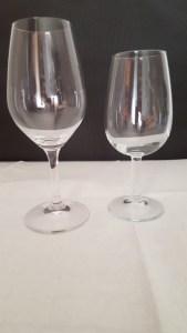 2 verres à dégustations de chez Spiegelau, accessoires indispensable pour bien apprécier le vin