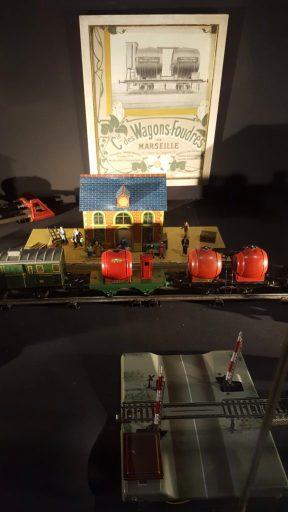 Musée du chemin de fer - Hameau Dubœuf