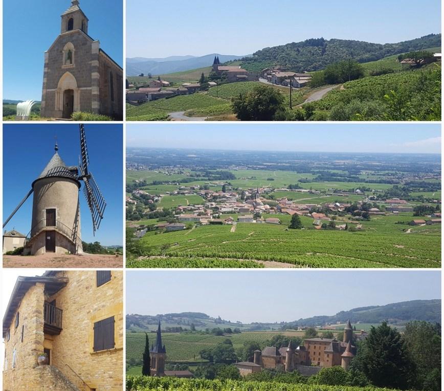 Vues du Beaujolais