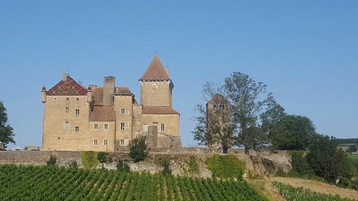 Château de Pierreclos - Mâconnais