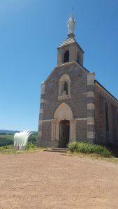 Chapelle de La Madone - Fleurie - Beaujolais