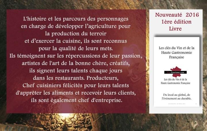 Livre 1ere Edition Vin Tourisme