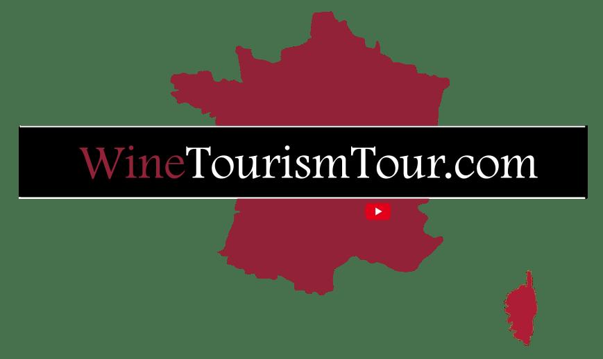 Nouvelle identité Wine Tourism Tour Wine Tourism Fame par Vin Tourisme