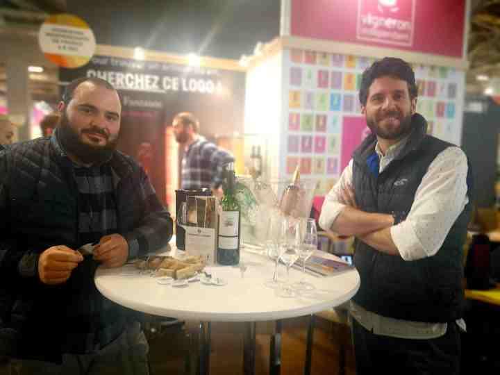 #WINEPARIS #WINETOURISMTOUR #DomainedeCombet #Montbazillac #vigneronindependant @domainedecombet  @vigneronindependant  Domaine  de Combet Au coeur du plateau, le Domaine de Combet est une propriété viticole produisant des vins en AOC Monbazillac (liquoreux) et Bergerac (rouge et blanc secs). Matthieu Simon et David Notteghem  24240 Monbazillac 07 82 30 87 14